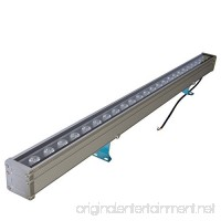 RSN LED 24W Linear Bar Light Warm White Outdoor Wall Washer IP65 Waterproof 3 Years Warranty - B013GJEAC0