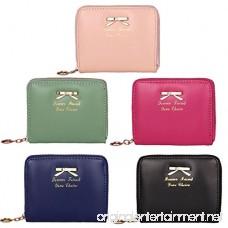 Hot Sale Coin Purse AmyDong Women Fashion Purse Clutch Wallet Short Small Bag PU Card Holder Zipper Wallet - B07FJ6QR8S