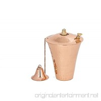 Kona Tabletop Torch (Hammered Copper ) - B01BVWLZY0
