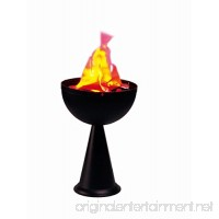 Lightahead Artifical LED Fire Flame Light Realistic Fire Effect Torch Fake Fire Realistic Silk Flame Effect - B07CHWQ978