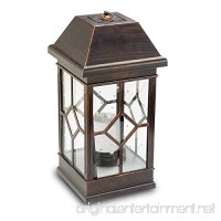 "Smart Solar Inc. 22"" Solar Powered Candle Lantern - B076T266ZR"