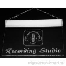 ADV PRO i801-b Recording Studio Microphone Bar Neon Light Sign - B009CF5XEC