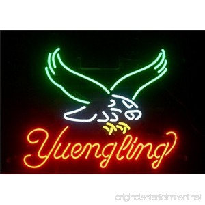 Beer Cafe Bar Store Neon Light Yuengling Eagle LARGER ...
