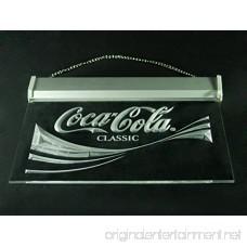 Coca Cola Coke Classic Soda Led Light Sign - B01785UGCG