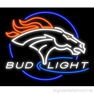 Desung New 24x20 B ud Sports Team DBs Neon Sign Man Cave Signs Sports Bar Pub Beer Neon Lights Lamp Glass Neon Light DX93 - B073SZCKJP