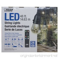 FEIT Electric 48ft Led String Light by Feit - B01N66T571