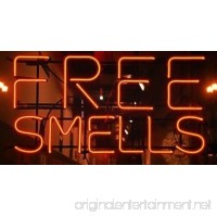 Free Smells Custom glass tube neon sign 17(w)x14(h) inch Neon Sign Light - B075MZBMV9