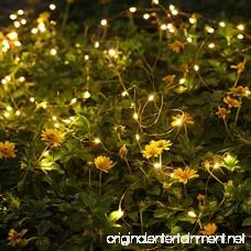 GDEALER 6 Pack Fairy String Lights 7.2ft 20LED Starry String Lights Battery Powered Copper Wire Lights Firefly Lights Leds LED Moon Lights for DIY Christmas Decor Christmas Lights Warm White - B01M0XRMDX
