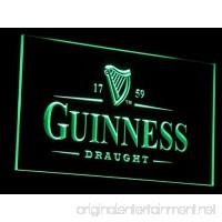 Guinness Vintages Beer Bar LED Neon Sign Man Cave A002-G - B00VILK0ZU