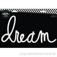 Heidi Swapp 314220 Dream Wall Word  Multicolor - B07CYSPNV4