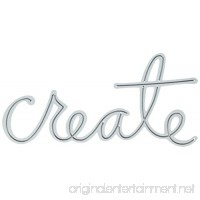 Heidi Swapp 314224 Create Wall Word Decor  Multicolor - B07CYN8V8G