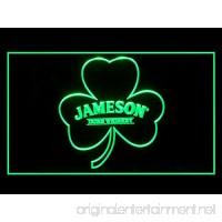 Jameson Irish Whiskey Shamrock Beer Bar Pub Led Light Sign - B017IMFXXQ