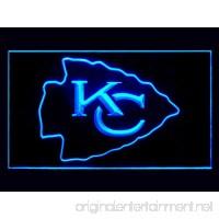 Kansas City KC Chiefs Led Light Sign - B017ESKZSC
