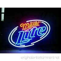 LDGJ Neon Light Sign Home Beer Bar Pub Recreation Room Game Lights Windows Glass Signs - B01CMDY43Q