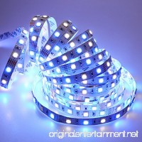 LEDENET Super Bright RGBW LED Flexible Strip Lights 12V 5M 300 LEDs 5050 SMD Fairy Tape Lighting Kit RGB White - B00HBMN4YO