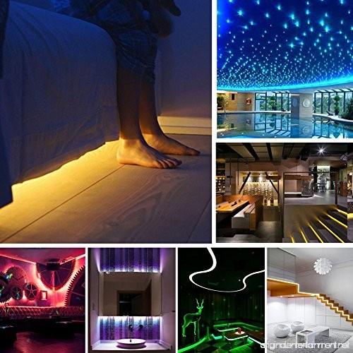 Led Rope Lights For Room: LITAKE 2018 UPGRADED LED Strip Lights Waterproof Outdoor