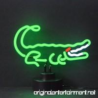 Neonetics Business Signs Crocodile Alligator Neon Sign Sculpture - B0041F0SHK