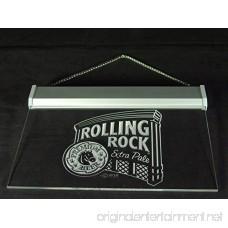 Rolling Rock Beer Pub Led Light Sign - B01787NVNU