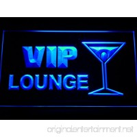 VIP Lounge Cocktails LED Sign Neon Light Sign Display m103-b(c) - B00QBKXPOG