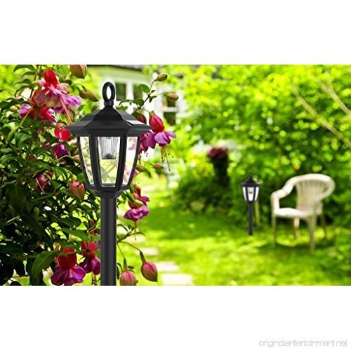 Morningrise Lantern Outdoor Shepard Path Hanging Solar