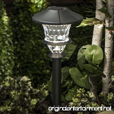 Paradise by Sterno Home Low Voltage Case Aluminium LED Path Light Black - B00B5YMIRS