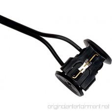 Paradise GL22627 Low Voltage Plastic 4W Path Light (Black 6 Pack) - B079X3YHR4
