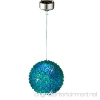 Solar Color Changing Hanging Flower Ball Light - B00U8DIA56