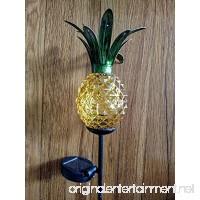 Sunray's Pineapple Solar Stake - B06Y48B7M3