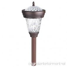 Westinghouse (6 Pack) Bastille II Solar LED Stake Light Bronze - B00L5S0SEO