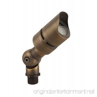 LFU Solid Brass Constructed Built-in LED Spot Up Flood Light. Low Voltage. (1 Pyris) - B01ESIXYNE