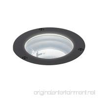"WAC Lighting 5031-30BZ Adjustable Beam and Output 3000K Soft White LED 12V 3"" Inground LightBronze - B01CRK4024"