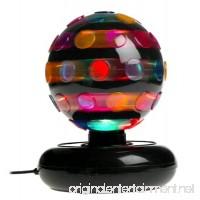 6 Rotating Disco Ball Light - B00005LZY4