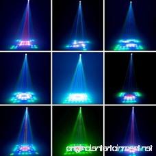 DSstyles 110-230V LED Air Column Stage Smoke Machine with Multi Colour - B07FSCSX2V