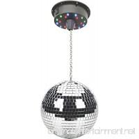 LED Mirror Disco Ball Party Light - B0051HKE3K