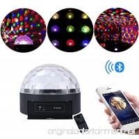 Super LED Crystal Light with Bluetooth Speaker - B0184UJE04