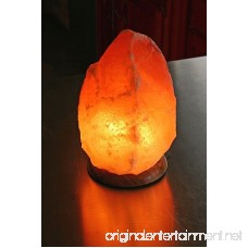 Himalayan Natural Salt Lamp- TWO Pack- Multiple Sizes (6-8 inch) - B00OI0AWSI