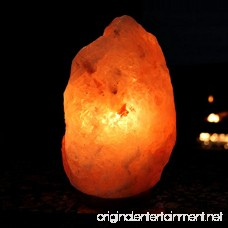 """Large Himalayan Crystal Rock Salt Lamp 10-11"""" 14 Pounds UL Certified - Mothers Day Gift - B017QEODS2"""