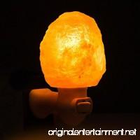 UmAid UMD-HSNLN Himalayan Salt Hand Carved Night Lamp  Natural/Pink - B071KS7HR6