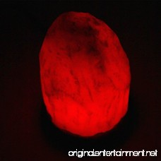 White Himalayan Rock Salt USB Natural Lamp Small but Extremely Beautiful. Healthy Choice - B017Q7CHQY