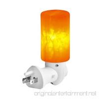 ZB CrazyCart Salt Lamp-Natural Himalayan Crystal Wall Salt Light with Plugs for Air Purifying Lighting and Decoration 15 W ( L ) - B076Q5GFYC