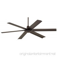 "60"" Turbina Max Bronze Outdoor Ceiling Fan - B01M4FCHRM"