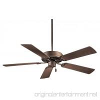 "Minka-Aire F546-ORB  Contractor  42"" Ceiling Fan  Oil-Rubbed Bronze - B0014HGCZU"