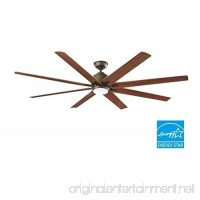 Kensgrove 72 in. LED Indoor/Outdoor Espresso Bronze Ceiling Fan by Home Decorators Collection - B01N43YOH8
