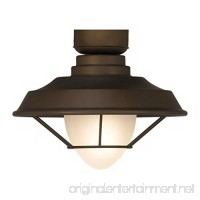 Casa Vieja Bronze Outdoor Ceiling Fan Light Kit - B0173N5EJS