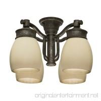 Casablanca 99087 Outdoor 4 Light Fixture Aged Bronze - B00CIN61DM