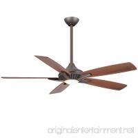 "Minka-Aire F1000-ORB  Dyno  52"" Ceiling Fan  Oil Rubbed Bronze - B00NQR1T5E"