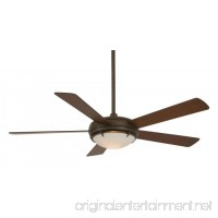 Minka-Aire F603-ORB Como 54 Ceiling Fan with Light Oil Rubbed Bronze - B001CB6578