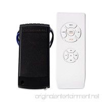 Andersonlight Universal Ceiling Fan Light Remote Control and Receiver Complete Replace Kit White - B07BRMLGKS