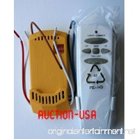 Fan remote kit for CFL and regular bulbs - B01BW8CKLK