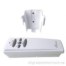 HiYiLL HD5 Ceiling Fan Remote Control Replacement for Hampton Bay Hampton Bay Hunter Fan-HD UC7078T CHQ7078T Fan-HD5 Standard-RR7079T L3H2010 CFL LED FANHD (Transmiter) - B075H9ZB9X